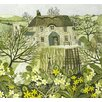 Magnolia Box Tom's Cottage by Vanessa Bowman Framed Graphic Art