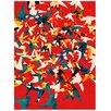 Cozamia Colour Migration Giclee Graphic Art