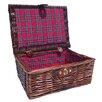 CandiGifts Premium Vintage Wicker Basket