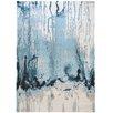Asiatic Teppich Colores in Blau