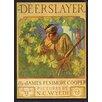 Buyenlarge 'Deerslayer' by N.C. Wyeth Vintage Advertisement