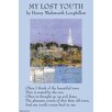 Buyenlarge 'My Lost Youth' by Henry Wadsworth Longfellow Textual Art