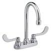 American Standard Monterrey Centerset Double Lever Handle Bathroom Faucet