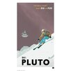 House Additions Retro Futurism Pluto Vintage Advertisement