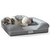 PetFusion Ultimate Dog Bed & Lounge Premium Edition with Solid Memory Foam
