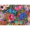 Komar Melli Mello 2.54m x 368cm Floral and botanical 8 Roll Wallpaper