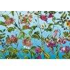 Komar Jardin 2.48m x 368cm Wallpaper Roll