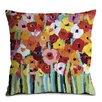 Artist Lane Julies Blooms Cushion Cover