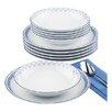 Seltmann Weiden Compact 12-Piece Dinnerware Set