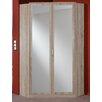 Mercury Row Bluestar 2 Door Wardrobe