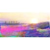 Marmont Hill The View Graphic Art Wrapped on Canvas