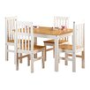 Andover Mills Shadow Dining Set with 4 Chairs