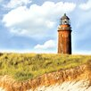 Pro-Art Lighthouse IV Painting Print Glass Art