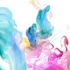 Pro-Art Colour Your Life III Painting Print Glass Art
