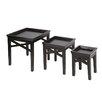 dCor design 3-Piece Nesting Table Set