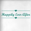 Cut It Out Wall Stickers Happily Ever After Door Room Wall Sticker
