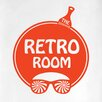 Cut It Out Wall Stickers The Retro Door Room Wall Sticker