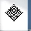 Cut It Out Wall Stickers Abstract Lotus Leaf Wall Sticker