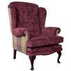 J H Classics Warwick Wingback Chair