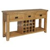 Homestead Living Inisraher Bar with Wine Storage