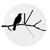 ModernClock Bird Analogue Wall Clock