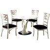 Hokku Designs Langford II 5 Piece Dining Set