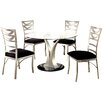 Hokku Designs Langford III 5 Piece Dining Set
