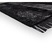Sitap Spa. Mydesign Hand-Knotted Black Area Rug