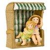 Goebel Wir Machen Ferien Our Beach Chair Figurine