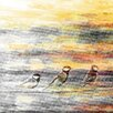 Parvez Taj Pitkin Graphic Art Wrapped on Canvas