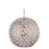 Fairmont Park Levon 32cm Plastic Sphere Pendant Shade