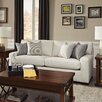 Simmons Vicki Parchment Queen Sleeper Sofa Amp Reviews