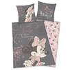 Herding Heimtextil Bettwäsche-Set Minnie Mouse