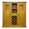 Hazelwood Home Ellie Display Cabinet
