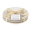 "Lenox French Perle Groove 4"" Mini Plate (Set of 3)"