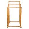 Belfry Bathroom Bamboo Free Standing Towel Stand