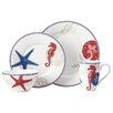 Lenox Oceanside 4 Piece Place Setting, Service for 1