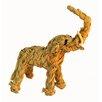Artesania San Jose Elephant Figurine (Set of 2)