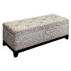 Latitude Run Warner Robins Upholstered Storage Bench