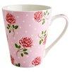 Fairmont and Main Ltd Vintage Rose Mug (Set of 4)
