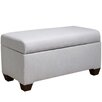 Red Barrel Studio Skagit River Storage Bedroom Bench