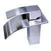 Lenova Apogee Top Lever Square Bathroom Faucet