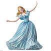 Enesco Disney Showcase Live Action Cinderella Figurine