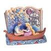 Enesco Disney Traditions One Magical Night (Tangled) Figurine