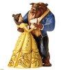 Enesco Disney Traditions Moonlight Waltz (Belle and Beast Dancing Couple 25th Anniversary Piece) Figurine