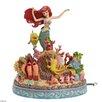 Enesco Figur Disney Traditions Under the Sea The Little Mermaid Musical