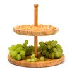Castleton Home Wooden Tiered Stand