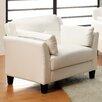 A&J Homes Studio Double Stitching Club Chair