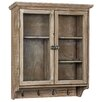 Hazelwood Home Wall Mounted Display Cabinet