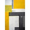 Marmont Hill 'Fragmentation' Graphic Art Wrapped on Canvas
